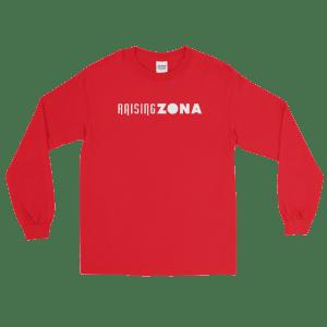 Raising Zona Long Sleeve T-Shirt