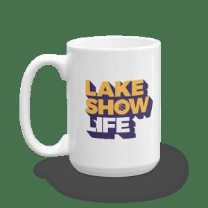 Lake Show Life Mug