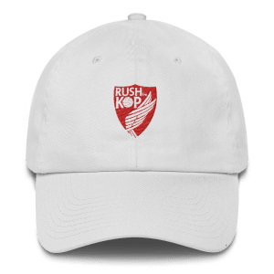 Rush The Kop Cotton Cap