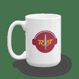 Reign of Troy Radio Mug