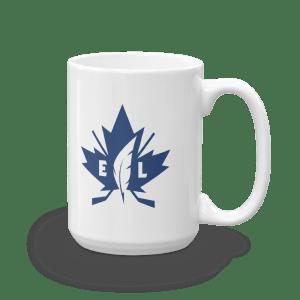 Editor in Leaf Coffee Mug