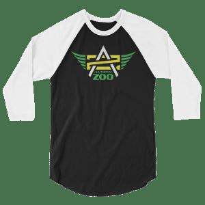 Autzen Zoo 3/4 sleeve raglan shirt
