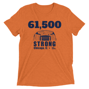 61,500 Strong Short Sleeve T-Shirt