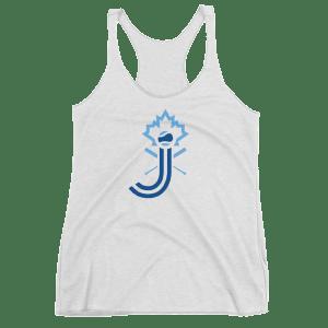 Women's Jays Journal Racerback Tank