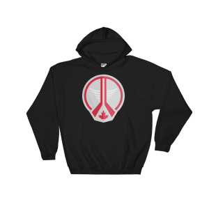 Jets White Out Hooded Sweatshirt