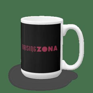 Raising Zona Mug