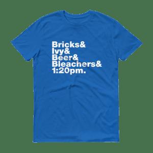 Bricks & Ivy & Beer Short-Sleeve T-Shirt