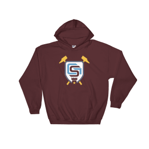 Green Street Hammers Hooded Sweatshirt