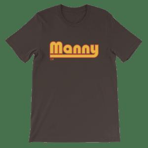 Manny Short-Sleeve T-Shirt