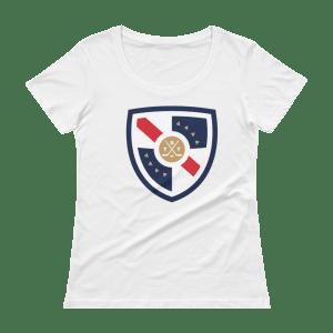 Women's The Rat Trick Scoopneck T-Shirt