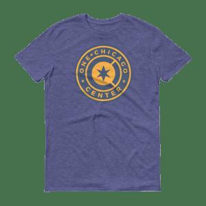 Men's One Chicago Center Short-Sleeve T-Shirt