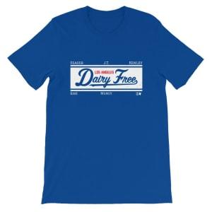 Dairy-Free Los Angeles Short-Sleeve T-Shirt
