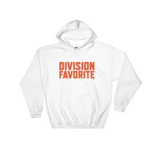 Division Favorite Hooded Sweatshirt