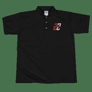 Zona Zealots Embroidered Polo Shirt