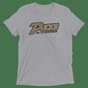 Pucks of a Feather Short Sleeve T-Shirt