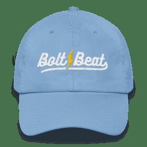 Bolt Beat Cotton Cap