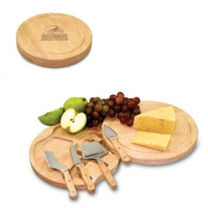 Cleveland Browns Circo Cheese Board & Tool Set