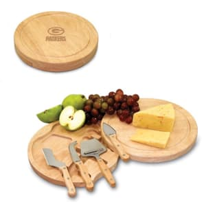 Green Bay Packers Circo Cheese Board & Tool Set