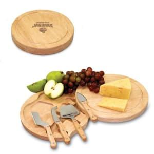 Jacksonville Jaguars Circo Cheese Board & Tool Set