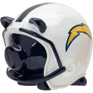 Los Angeles Chargers Helmet Piggy Bank