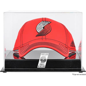 Portland Trail Blazers Fanatics Authentic (2004-2017) Acrylic Team Logo Cap Display Case