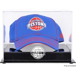 Detroit Pistons Fanatics Authentic (2005-2017) Acrylic Team Logo Cap Display Case