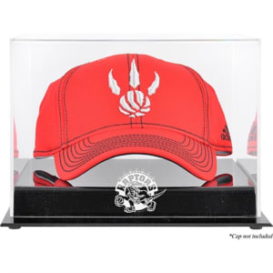 Toronto Raptors Fanatics Authentic Acrylic Hardwood Classics 1995 - 2015 Logo Cap Display Case