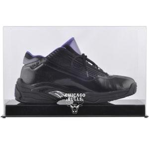Chicago Bulls Fanatics Authentic Team Logo Basketball Shoe Display Case