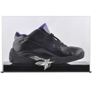 Golden State Warriors Fanatics Authentic Team Logo Basketball Shoe Display Case
