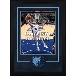 """Memphis Grizzlies Fanatics Authentic 16"""" x 20"""" Deluxe Vertical Frame with Team Logo"""