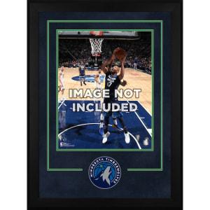 "Minnesota Timberwolves Fanatics Authentic 16"" x 20"" Deluxe Horizontal Frame with Team Logo"