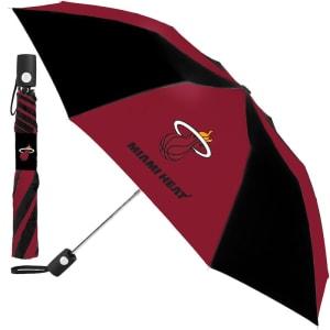 McArthur Miami Heat Automatic Folding Umbrella
