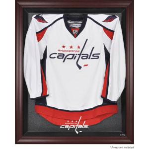 Washington Capitals Fanatics Authentic Mahogany Framed Jersey Display Case