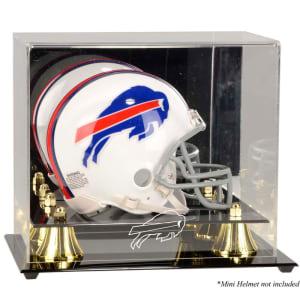 Buffalo Bills Fanatics Authentic Golden Classic Mini Helmet Display Case