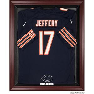 Chicago Bears Fanatics Authentic Mahogany Framed Jersey Display Case