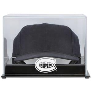 Montreal Canadiens Fanatics Authentic Acrylic Team Logo Cap Display Case