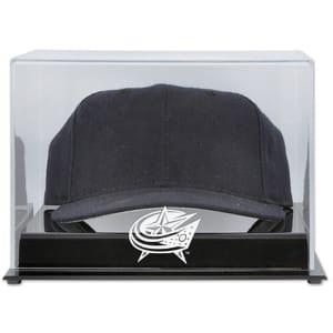 Columbus Blue Jackets Fanatics Authentic Acrylic Team Logo Cap Display Case