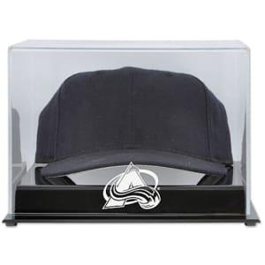 Colorado Avalanche Fanatics Authentic Acrylic Team Logo Cap Display Case