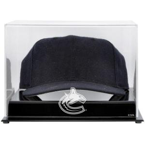 Vancouver Canucks Fanatics Authentic Acrylic Team Logo Cap Display Case
