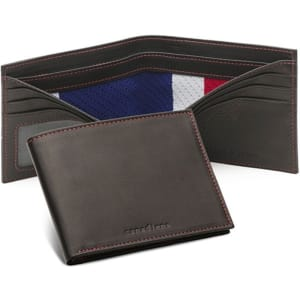 Montreal Canadiens Tokens & Icons Game Used Uniform Bi-fold Wallet
