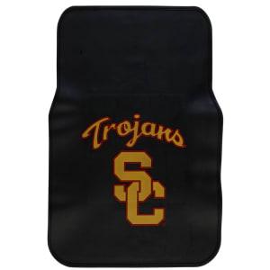 USC Trojans 2-Pack Car Front Floor Mats