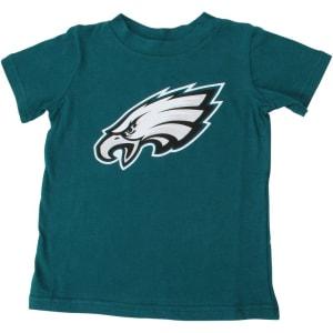 Philadelphia Eagles Toddler Team Logo T-Shirt - Green