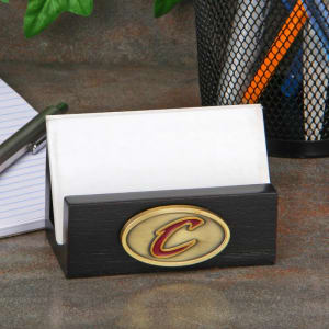 Cleveland Cavaliers Business Card Holder - Black