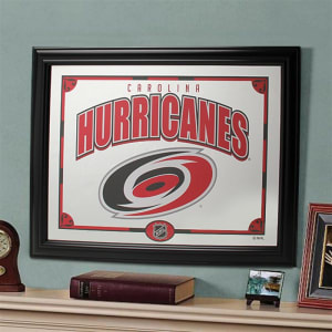 Carolina Hurricanes 22'' Printed Mirror
