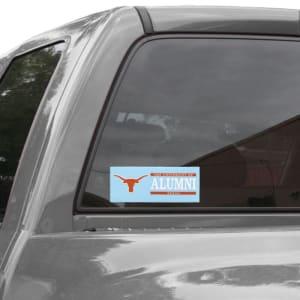 Texas Longhorns 6'' x 2'' Vinyl Decal
