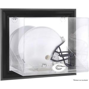 Georgia Bulldogs Fanatics Authentic Black Framed Wall-Mountable Helmet Display Case