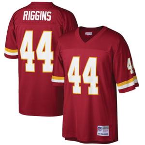 John Riggins Washington Redskins Mitchell & Ness Retired Player Legacy Replica Jersey - Burgundy