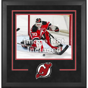 """New Jersey Devils Fanatics Authentic 16"""" x 20"""" Deluxe Horizontal Photograph Frame"""