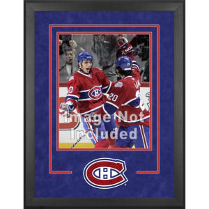 """Montreal Canadiens Fanatics Authentic 16"""" x 20"""" Deluxe Vertical Photograph Frame"""