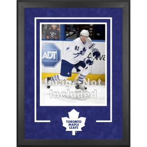 """Toronto Maple Leafs Fanatics Authentic 16"""" x 20"""" Deluxe Vertical Photograph Frame"""